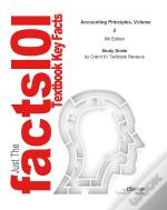 Just The Facts101 E-Study Guide For: Accounting Principles, Volume 2
