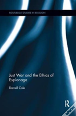 Wook.pt - Just War And The Ethics Of Espionag