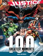 Justice League: 100 Greatest Moments