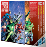 Justice League By Geoff Johns Box Set Volume 1