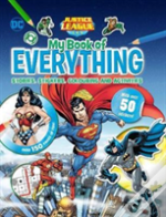Justice League My Book Of Everything