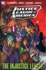 Justice League Of America Hc Vol 03 Injustice Leag