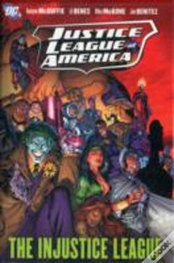 Wook.pt - Justice League Of America Hc Vol 03 Injustice Leag