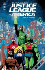 Justice League Of America T.0 ; Année Un