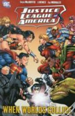 Wook.pt - Justice League Of America When Worlds Collide Tp