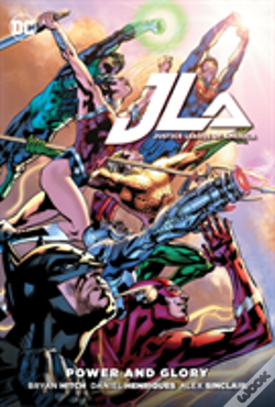 Wook.pt - Justice League Power & Glory