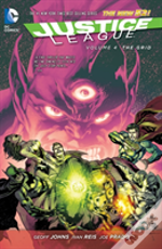 Justice League Tp Vol 4 The Grid (The New 52)