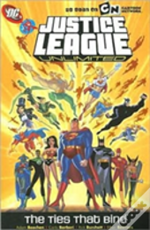 Justice League Unlimited Ties That Bind Tp