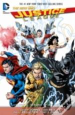 Justice League Volume 3: Throne Of Atlantis Tp (The New 52)