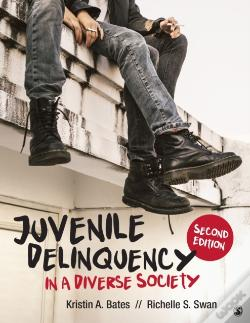 Wook.pt - Juvenile Delinquency In A Diverse Society
