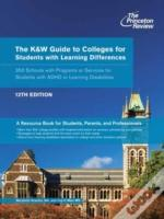 K And W Guide To Colleges For Students With Learning Differences