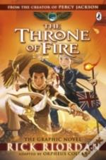 Kane Chronicles The Throne Of Fire
