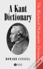 Kant Dictionary