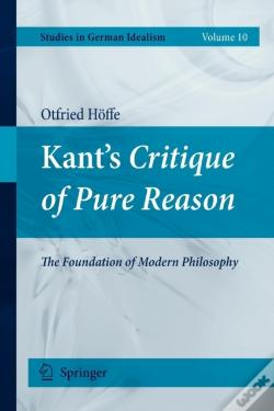 Wook.pt - Kant'S Critique Of Pure Reason