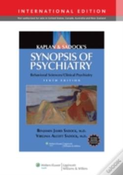 Wook.pt - Kaplan And Sadock'S Synopsis Of Psychiatry