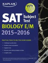 Kaplan Sat Subject Test Biology E/M 2015-2016