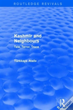 Wook.pt - Kashmir And Neighbours Tale Terro