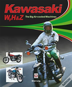 Wook.pt - Kawasaki W, H1 & Z - The Big Air-Cooled Machines