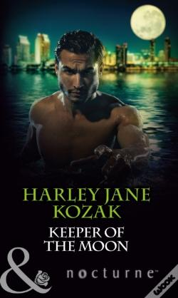Wook.pt - Keeper Of The Moon (Mills & Boon Nocturne) (The Keepers