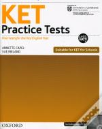 Ket Practise Tests: Practise Tests With Key And Audio Cd Pack