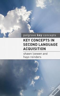 Wook.pt - Key Concepts In Second Language Acquisition
