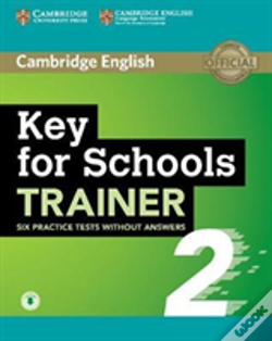 Wook.pt - Key For Schools Trainer 2 6 Practice Tests Without Answers With Audio