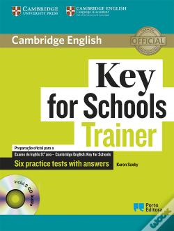 Wook.pt - Key for Schools - Trainer