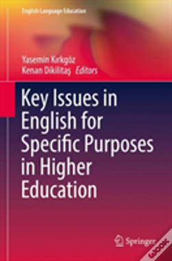 Wook.pt - Key Issues In English For Specific Purposes In Higher Education