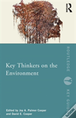 Wook.pt - Key Thinkers On The Environment