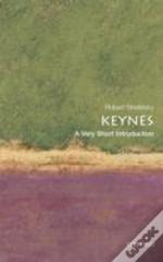 Keynes A Very Short Introduction Paperba
