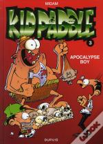 Kid Paddle T.3; Apocalypse Boy