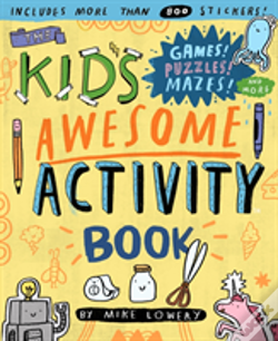 Wook.pt - Kids Awesome Activity Book