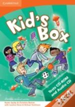 Kid'S Box American English Levels 3-4 Tests Cd-Rom And Audio Cd