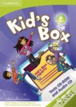 Kid'S Box American English Levels 5-6 Tests Cd-Rom And Audio Cd
