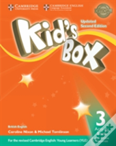 Kid'S Box Level 3 Activity Book Updated - Second edition