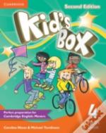 Kid'S Box Level 4 Pupil'S Book - 2nd Edition