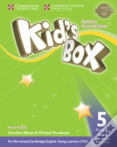 Kid'S Box Level 5 Activity Book - Updated - Second Edition