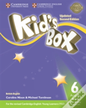 Kid'S Box Level 6 Activity Book - Updated - Second Edition