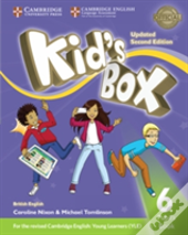 Kid'S Box Level 6 Pupil'S Book - Updated - Second Edition