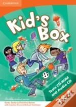 Kid'S Box Levels 3-4 Tests Cd-Rom And Audio Cd