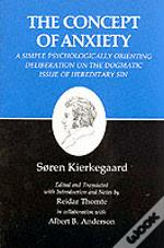 Kierkegaard'S Writingsconcept Of Anxiety