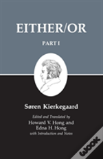 Kierkegaard'S Writingseither/Or