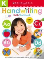Kindergarten Skills Workbook: Handwriting (Scholastic Early Learners)