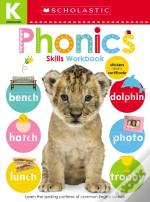Kindergarten Skills Workbook: Phonics (Scholastic Early Learners)