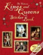 Kings & Queens Sticker Book