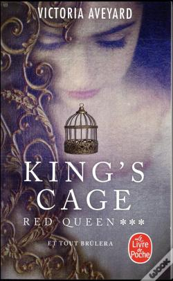 Wook.pt - King'S Cage (Red Queen, Tome 3)