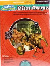 Kit CD Rom - Mitos Gregos