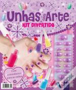 Kit divertido - Unhas com arte