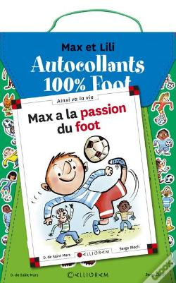 Wook.pt - Kit Foot M&L Pochette Stickers +  Max Foot Coupe Monde 2018