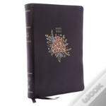 Kjv, Deluxe Reference Bible, Super Giant Print, Imitation Leather, Black, Indexed, Red Letter Edition